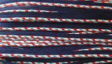 Ancien passepoil, dépassant de soie ruban, mercerie - linge ancien