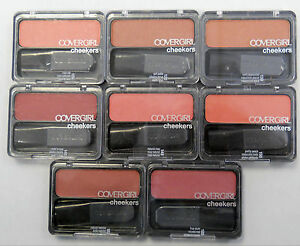 2 CoverGirl Cheekers Blush (Choose Your Color)  (New)