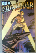 "ROCKETEER : CARGO OF DOOM #2 ""Bettie"" Based On Bettie Page 2012"