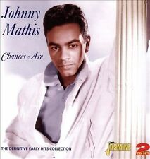 Chances Are: The Definiitive Early Hits Collection by Johnny Mathis (CD,...