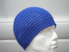 100% laine bleu Beanie Hat Surf, Ski, Patineur RASTA TAM par Irie hauteurs taille unique