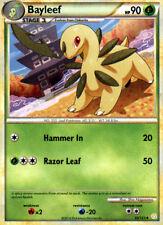 Bayleef 35/123 HeartGold SoulSilver Uncommon MINT! Pokemon