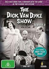 The Dick Van Dyke Show -  Season 3 (5 Disc DVD Set) COMEDY [Region 4] NEW/SEALED