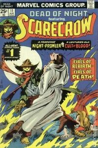 Dead of Night 11, Marvel Spotlight 26, Scarecrow, Bernie Wrightson Howie Chaykin