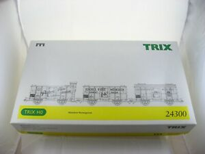 Trix H0 24300 MUNICH BEER CAR SET NEW