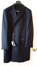 $$$$ NEW LUCIANO BARBERA 100% CASHMERE MEN'S COAT IT 56 R US 44 R  MADE IN ITALY
