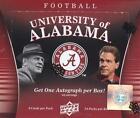 2012 Upper Deck University of Alabama Football Inserts - Pick A Player