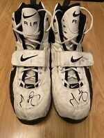 Martellus Bennett Dallas Cowboys Player Worn Cleats Autographed Signed W/COA