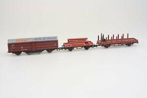Roco Minitrix Interesting Collection Freight Car N Gauge