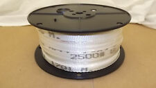 "3/4"" x 500'  2500# tensile polyester pull tape, mule tape, webbing"