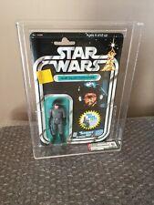 Vintage Kenner Star Wars Death Squad Commander 20 Back G AFA 80 Boba Fett Offer