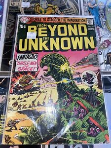 From Beyond the Unknown #1 (1969, DC)