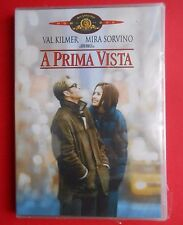 film,dvd,a prima vista,at first sight,val kilmer,mira sorvino,kelly mcgillis,f,v