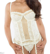 Nylon Glamour Lingerie & Nightwear for Women with Suspenders