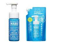 MARO Groovy Whip Foam Cleanser ACTIVE FRESH 130 - 150ml Japan