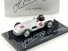 Brumm Mercedes MB W 196 J.M. Fangio zum 80.Geburtstag limitiert OVP 1411-14-33