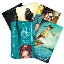 78 Sheets Light Seer's Tarot Card Explore The Light And Shadow Sides Of Nature