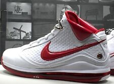 Air Max Lebron VII NFW (White/Varsity Red) Size 10 DS