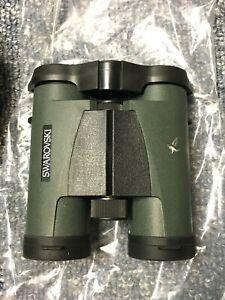 New Swarovski Habicht SLC 7 x 30 B Binoculars Green - Factory Upgrade to Mark 4