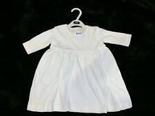 Embroidery/Htv Blank- Infant Empire Dress