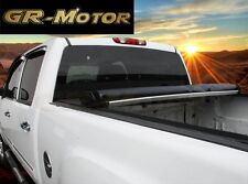 2007-2013 Toyota Tundra CrewMax 5.5' ft Soft Roll-up Tonneau Cover(NoUtilityTrac