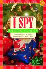 I Spy Santa Claus by Jean Marzollo / Walter Wick (2005)