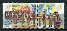 India 2018 MNH Central Industrial Security Force 2v Set Military Stamps