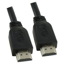 HDMI Digital A/V Cables, 6 feet long, Standard Grade, Male/Male  (Lot of 5)