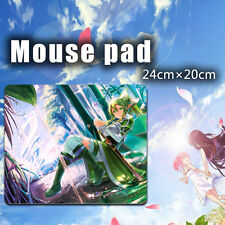 Anime MousePad Mouse Mat Computer Accessories Sword Art Online ⅡKirigaya Suguha