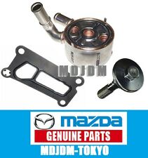 Oem Engine OIL Cooler Kit  MAZDA 3 5 6 CX-7 CX7 LF6W-14-700A Genuine Parts
