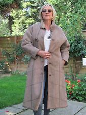 WOMENS  L XL Shearling Lambskin Sheepskin Lamb Coat Jacket Ladies D3991