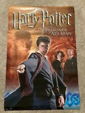 """Harry Potter And The Prisoner Of Azkaban- Wall Poster- 22 1/2"""" X 34"""""""