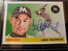 New listing 2016 Topps HE-4 Ichiro Suzuki AUTOGRAPH Employee card Rare CARD /25