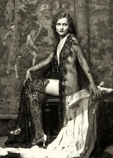 Anne Lee Patterson UNSIGNED photo - K8299 - Ziegfeld Girl and beauty queen