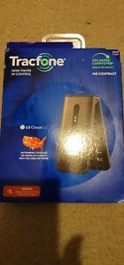 LG Classic Flip 4G Cell Phone Tracfone
