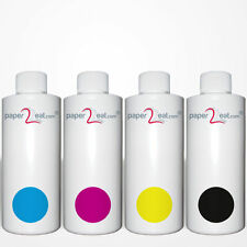 Multipack of 4 x 3.5 fl.oz. Edible Refill Ink designed for Epson printers