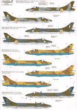 XTRADECAL 1/72 International Hawker CACCIATORI # 72214