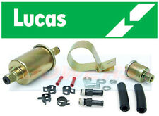 LUCAS FDB790 UNIVERSAL CLASSIC CAR CARBURETTOR HIGH PERFORMANCE FUEL PUMP KIT