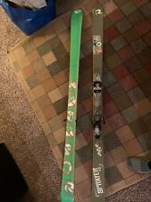 Rossignol Twin Tip Park Skis 165 Cm