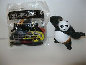 2014 Kung Fu Panda WENDY'S Happy Meal Toys
