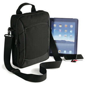 "Shoulder Bag Travel Carry Case fits 10"" ipad Tablet Device Notebook"