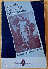 La Noche Oscura del Nino Aviles por Edgardo Rodriguez Julia Puerto Rico 1984