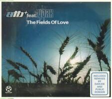 ATB Ft York(CD Single)Fields of Love-New