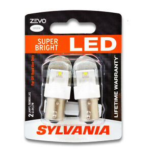 Sylvania ZEVO Rear Turn Signal Light Bulb for Renault Fuego 1982-1984  Pack hy