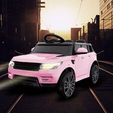NEW RANGE ROVER SPORT HSE STYLE ELECTRIC 12V KIDS BATTERY RIDE ON JEEP CAR-PINK