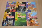 LOT 6 livres : collection les régions racontées aux enfants - Provence...