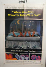 Where Were You When the Lights Went Out? Orig, 1sh Movie Poster 68 Doris Day