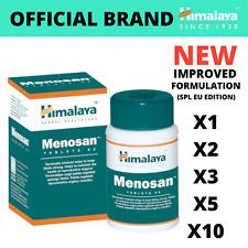 Himalaya Menosan   60 - 600 Tabs   For Menopause Support   with Shatavari
