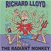 Richard Lloyd - Radiant Monkey CD2007 NEW SEALED Television Guitar, Tom Verlaine