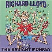 Richard Lloyd - Radiant Monkey CD2007 NEW SEALED Television Guitar, Tom Verlaine